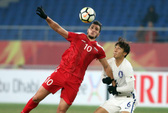 8 cầu thủ U23 Syria sinh ngày 1-1: Có