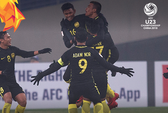Sau khi chê U23 Việt Nam, HLV Ong Kim Swee đưa Malaysia vào tứ kết