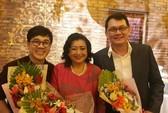 Bộ ba Kim Cương, Thành Lộc, Hữu Châu vui xuân tri ân nghệ sĩ