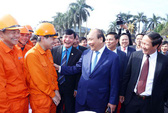 Thủ tướng Nguyễn Xuân Phúc dự