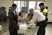 Đài Loan treo thưởng tìm du khách Việt