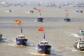 Quân đội Mỹ cảnh báo tàu cá Trung Quốc