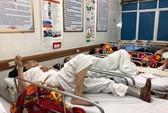 195 ca tử vong vì tai nạn giao thông tại bệnh viện dịp Tết