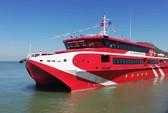 Đưa tàu cao tốc 2 thân vào hoạt động tuyến Vũng Tàu -Côn Đảo