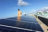 Điện mặt trời áp mái ở TP HCM ngày càng rẻ, chỉ bằng 1/3 so với trước
