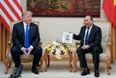 """Đến Việt Nam, Tổng thống Donald Trump thấy """"như được trở về nhà"""