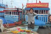 Ngư dân Lý Sơn: Khai tàu mở cửa biển đầu năm