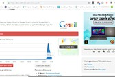 Google Gmail, Drive, Maps đang gặp sự cố