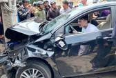 Thanh niên nghi ngáo đá gây tai nạn liên hoàn trên phố Đà Lạt