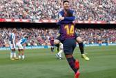 Sao Trung Quốc suýt lập kỳ tích, Messi tiến sát kỷ lục sự nghiệp