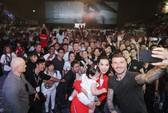 David Beckham giao lưu bóng đá cùng thiếu nhi Việt Nam