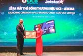 Chính thức ra mắt thẻ đồng thương hiệu OCB – Jetstar