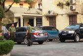 Nhiều cán bộ Cơ quan An ninh điều tra xuất hiện tại trụ sở Thanh tra tỉnh Thanh Hóa