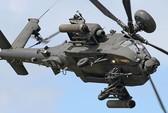 Anh điều trực thăng chiến đấu đến gần biên giới Nga