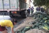 Lo nông sản Việt phải mượn đường Thái Lan để vào Trung Quốc