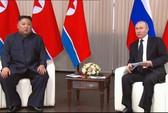 Hai nhà lãnh đạo Nga, Triều Tiên hội đàm