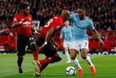 Hạ gục Man United trận derby, Man City tiến sát ngôi vô địch
