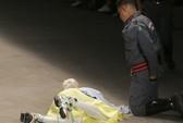 Người mẫu đột tử trên sàn diễn