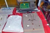 Bộ quần áo đặc biệt bảo vệ thi hài Bác Hồ do Việt Nam sản xuất