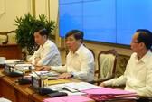 Chủ tịch Nguyễn Thành Phong nói ông xót xa khi nhiều dự án