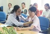 Hà Nội: 600 công nhân được khám, tư vấn sức khỏe