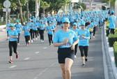 Khánh Hòa: Hơn 2.200 người lao động chạy bộ rèn luyện sức khỏe