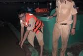 CSGT nổ súng bắt hai cát tặc âm mưu nhấn chìm sà lan trên sông Đồng Nai