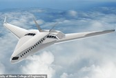NASA phát triển máy bay hoàn toàn chạy bằng điện