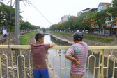 Sông Tô Lịch chuyển biến ra sao sau 6 ngày thử nghiệm công nghệ Nhật Bản