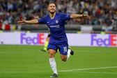 Hazard sẽ kế thừa áo số 7 của Ronaldo ở Real Madrid