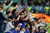Chelsea đăng quang Europa League với màn chia tay đẹp của Hazard