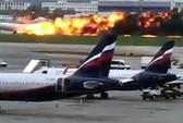 Nga: Máy bay bốc cháy khi hạ cánh, 41 người thiệt mạng