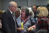 Thủ tướng Úc bị ném trứng