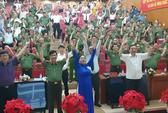 Clip: Bộ trưởng Nguyễn Thị Kim Tiến mời Bộ trưởng Công an Tô Lâm tập thể dục giữa buổi họp