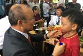 HLV Park Hang-seo gây sốt ở Đà Nẵng và Quảng Ngãi