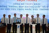 TP HCM triển khai 2 ứng dụng thông minh