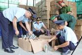 Buôn lậu, hàng giả xuất xứ gia tăng