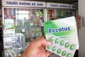 Lạm dụng thuốc ho Recotus có thể tử vong