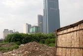 Đất vàng bỏ hoang: Dọa thu hồi chả ai sợ