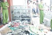 TPHCM: Đại lý gas phát nổ, 3 người trọng thương