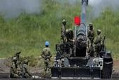Nhật Bản tập trận phô diễn sức mạnh
