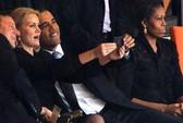 Bà Obama không giận ảnh