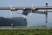 Bay xuyên lục địa đầu tiên bằng máy bay năng lượng mặt trời
