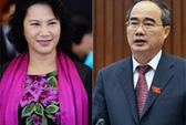 Bầu bà Nguyễn Thị Kim Ngân, ông Nguyễn Thiện Nhân vào Bộ Chính trị