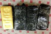 Bắt giữ 10kg vàng nghi nhập lậu từ Trung Quốc