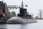 Nga hạ thủy tàu ngầm Kilo 636 thứ 3 cho Việt Nam