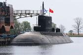 Tàu ngầm Kilo sắp về cảng Cam Ranh