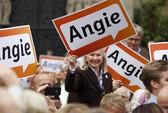 Angela Merkel hy vọng nhiệm kỳ thứ ba