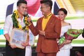 Phạm Trung Kiên giành giải nhất Tiếng hát truyền hình 2013