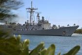 Chiến hạm khắp nơi đổ bộ đến Mỹ tập trận